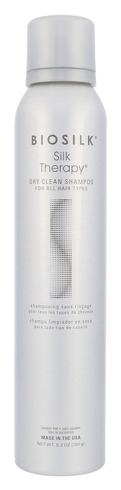 Farouk Systems Biosilk Silk Therapy Dry Shampoo 150gr (All Hair Types)