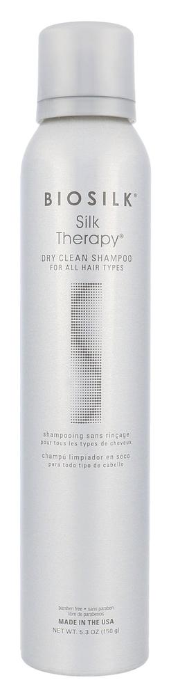 Farouk Systems Biosilk Silk Therapy Dry Shampoo 150gr (All Hair Types)