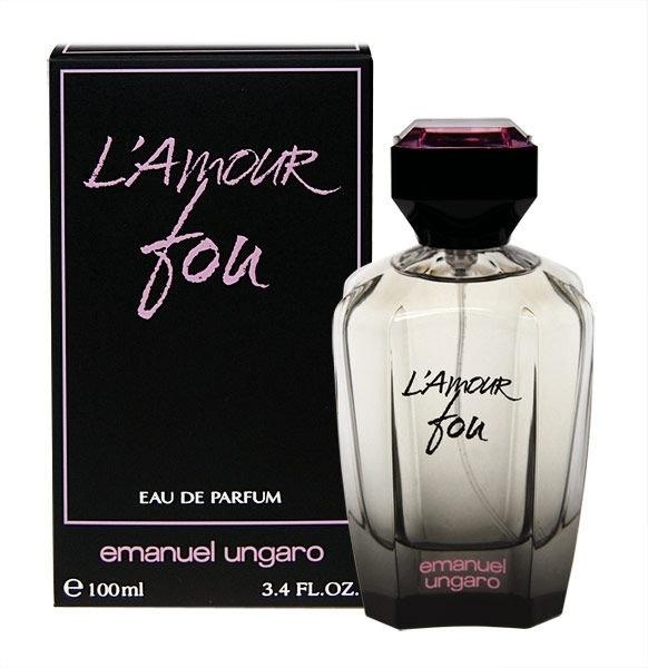 Emanuel Ungaro L/amour Fou Eau De Parfum 50ml