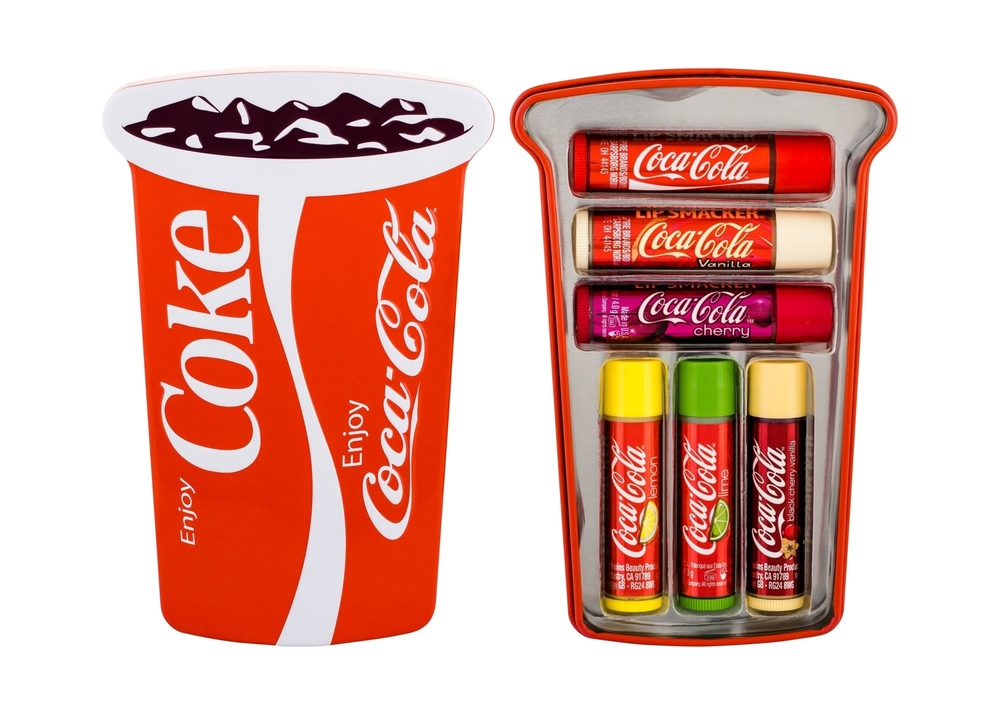 Lip Smacker Coca-cola Lip Balm Kit Lip Balm 4gr (For All Ages)