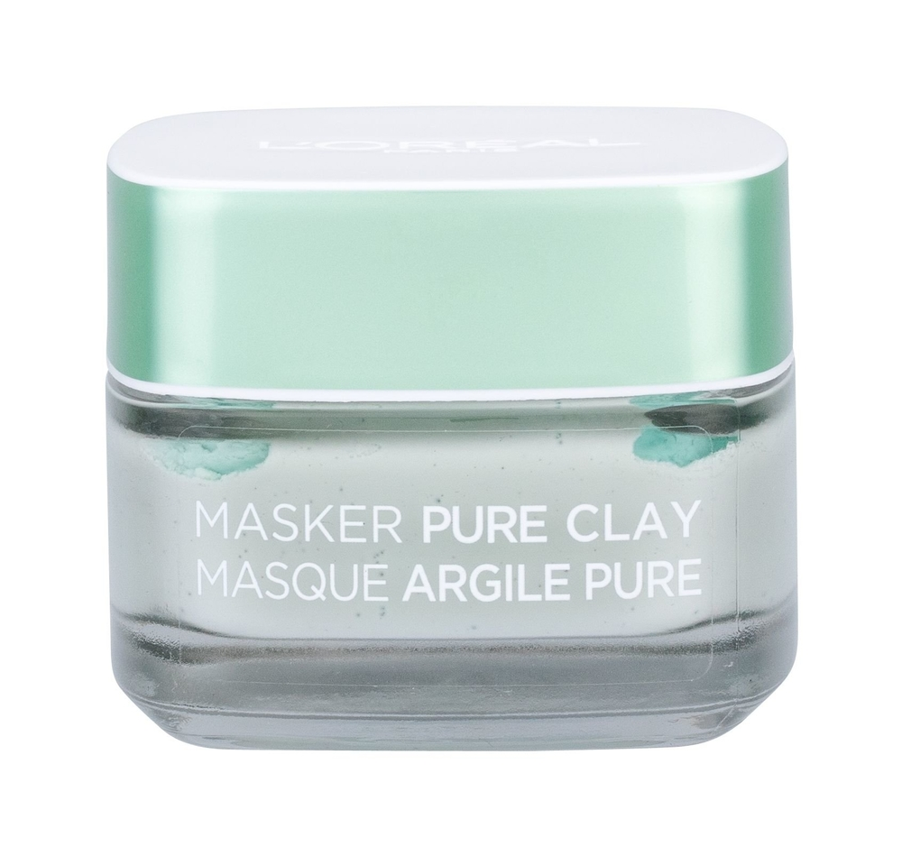 L/oreal Paris Pure Clay Purity Mask Face Mask 50ml (Oily - Mixed - For All Ages)