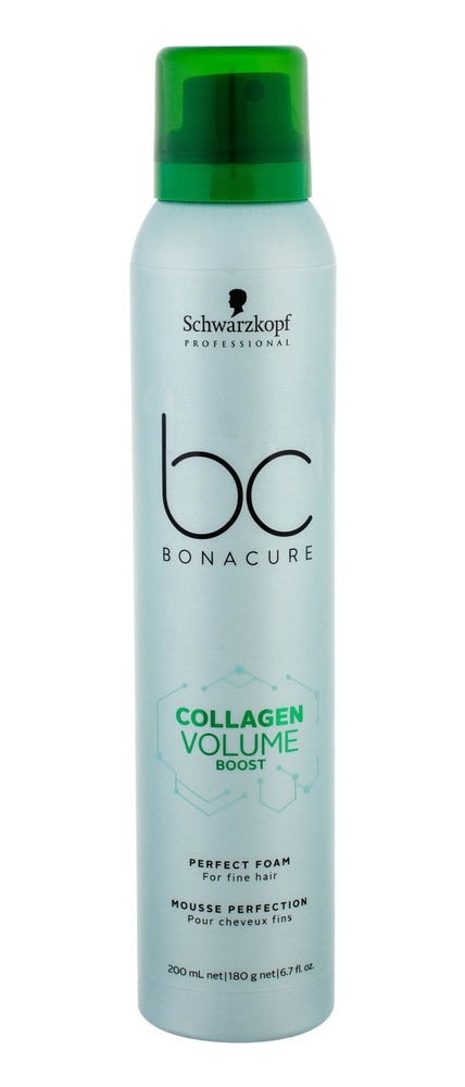 Schwarzkopf Bc Collagen Volume Foam 200ml