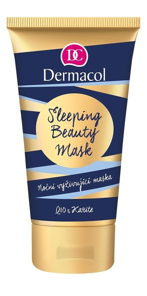 Dermacol Sleeping Beauty Mask Face Mask 150ml (All Skin Types - For All Ages)