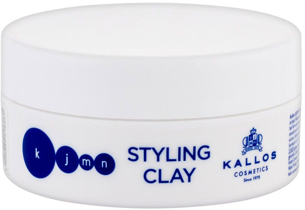 Kallos Cosmetics KJMN Styling Clay For Definition and Hair Styling 100ml