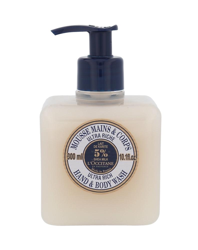 L/occitane Shea Butter Ultra Rich Liquid Soap 300ml