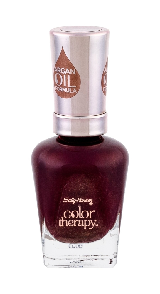 Sally Hansen Color Therapy Nail Polish 14,7ml 372 Wine Therapy