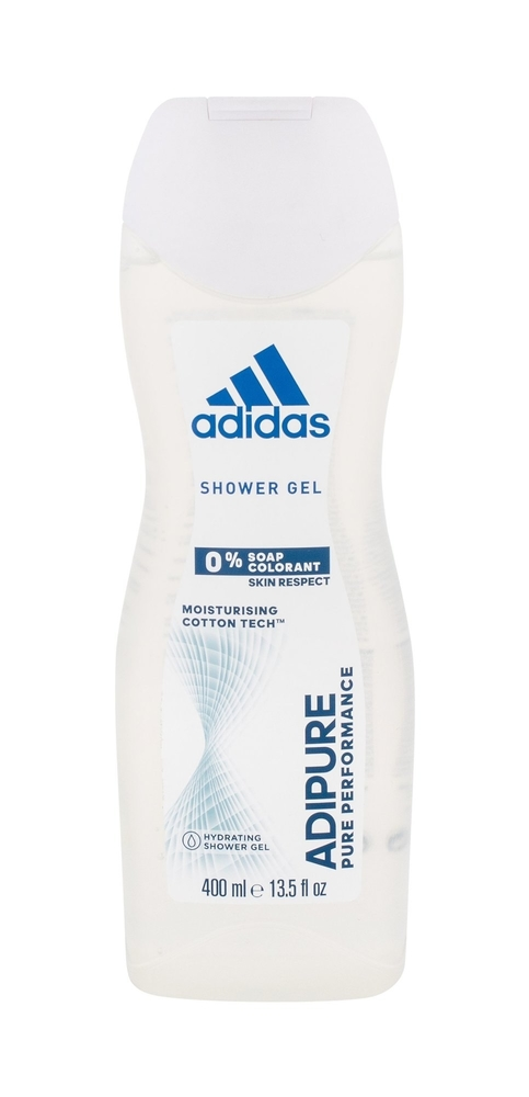 ADIDAS AdiPure Women SHOWER GEL 400ml