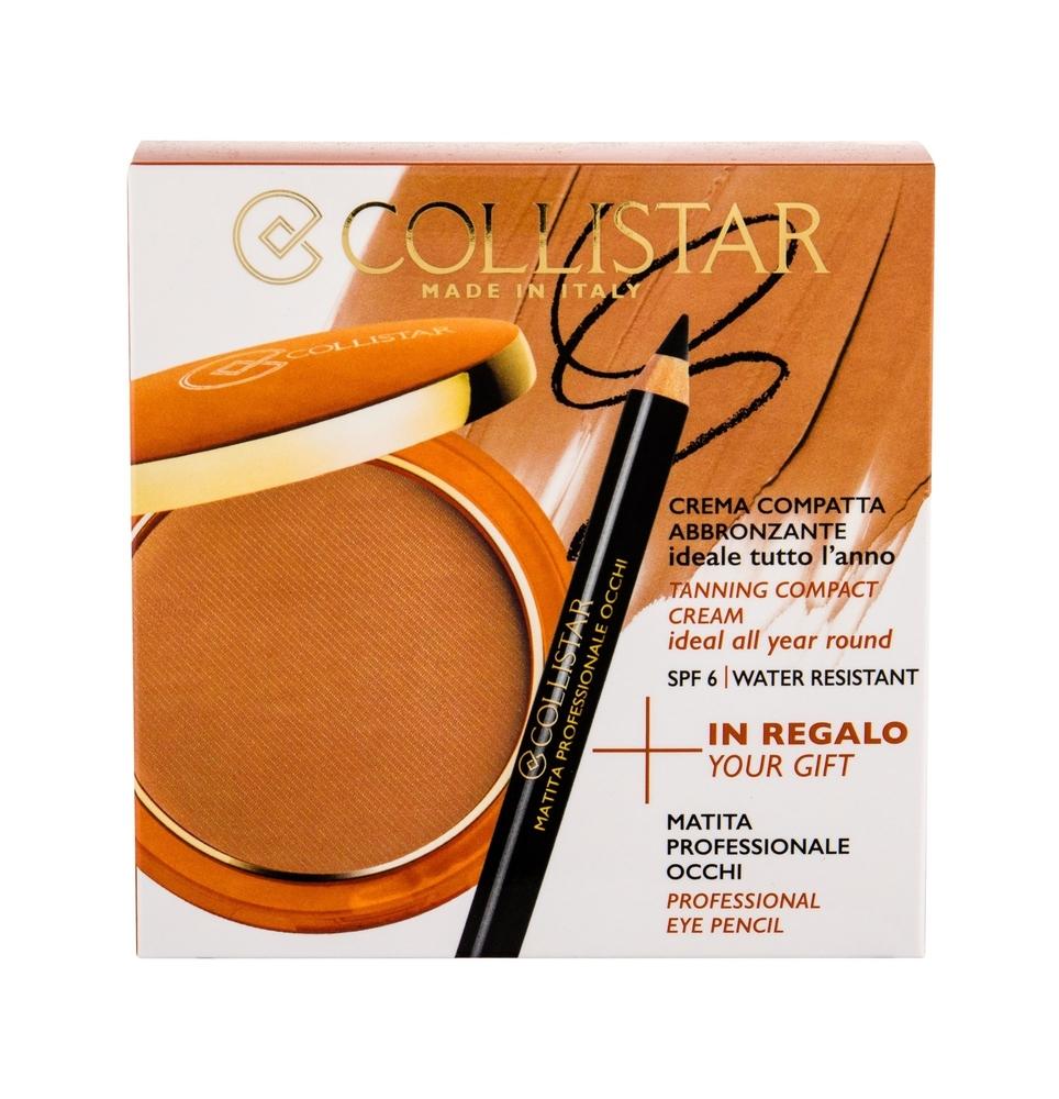 Collistar Tanning Compact Cream Spf6 Powder 9gr 4 Caribbean