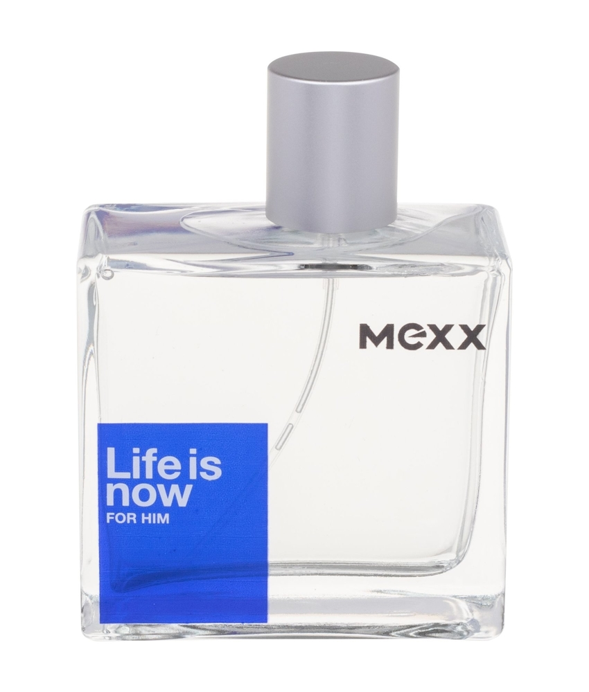 Mexx Life Is Now For Him Eau De Toilette 75ml
