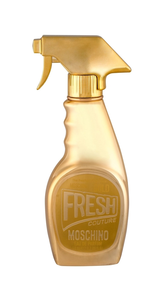 Moschino Fresh Couture Gold Eau De Parfum 50ml