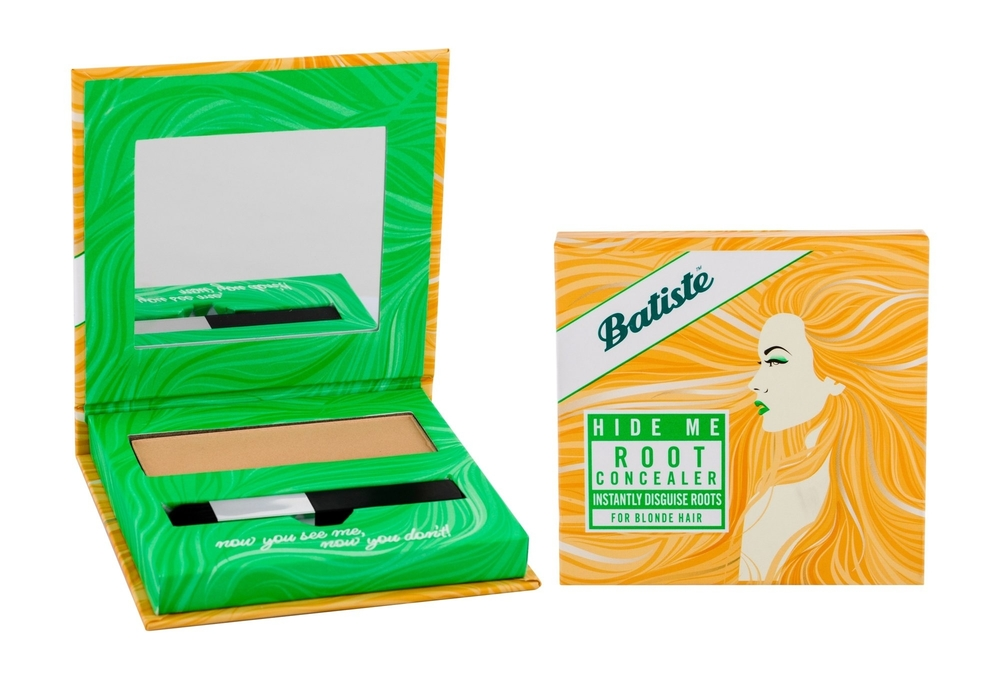 Batiste Root Concealer Hair Color 3,9gr Blonde (Colored Hair - Blonde Hair)