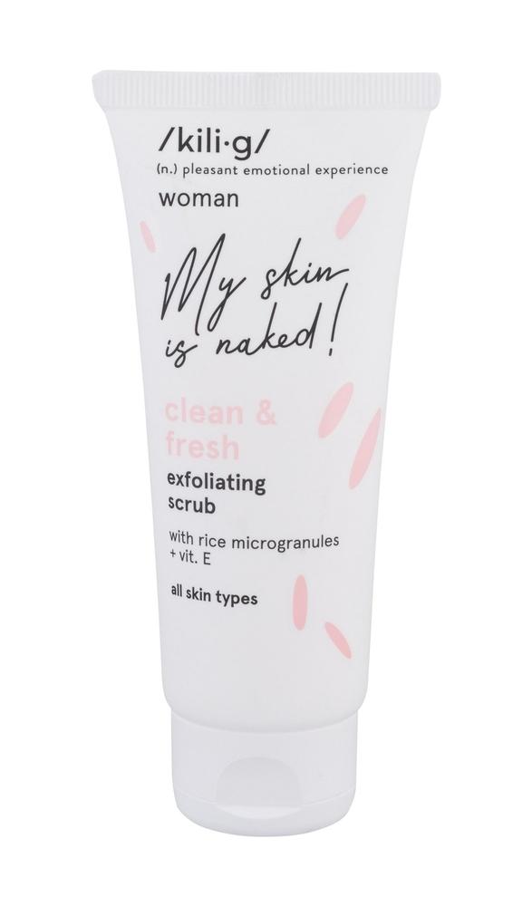 Kili·g Woman Clean Fresh Peeling 75ml (All Skin Types) oμορφια   σώμα   peeling   scrub