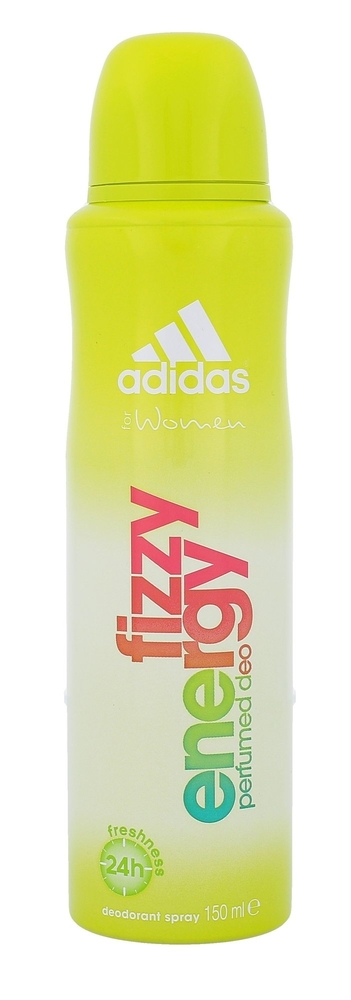 Adidas Fizzy Energy For Women Deodorant 150ml Aluminum Free (Deo Spray) oμορφια   αρώματα   αποσμητικά