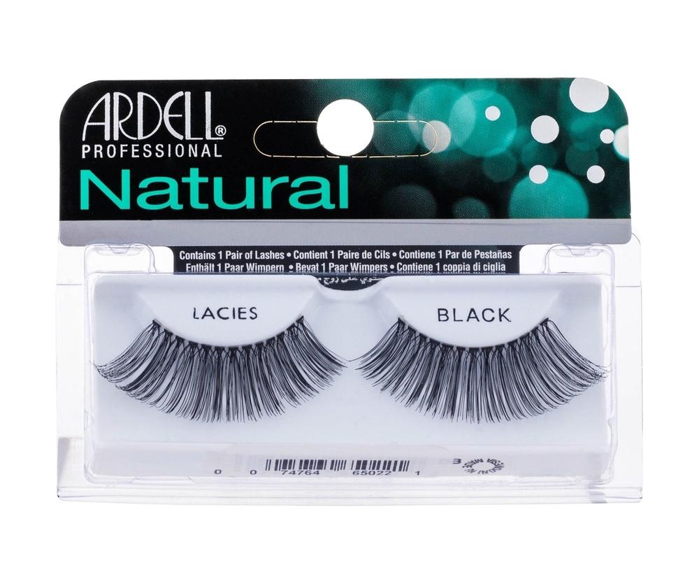 Ardell Ardell Natural Lashes Lacies Black oμορφια   μακιγιάζ   μακιγιάζ προσώπου   αξεσουάρ μακιγιάζ