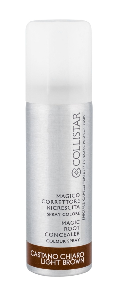 Collistar Special Perfect Hair Magic Root Concealer Hair Color 75ml Light Brown (Colored Hair - Grey Hair)