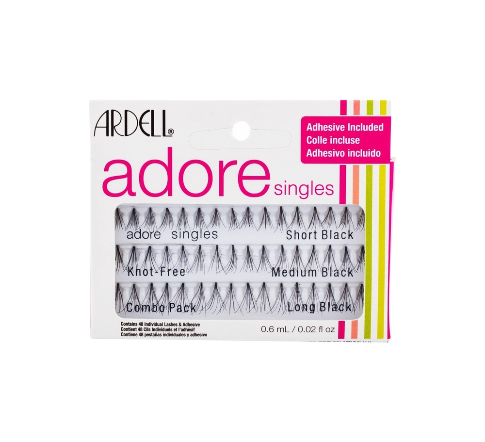 Ardell Adore Singles False Eyelashes 3x16pc