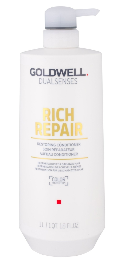 Goldwell Dualsenses Rich Repair Conditioner 1000ml (Damaged Hair)