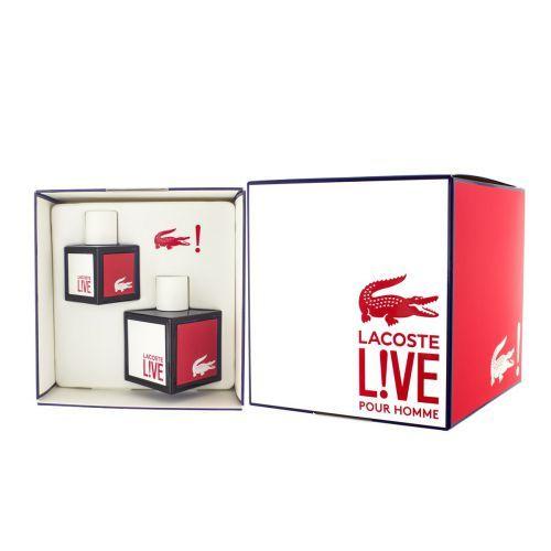 Lacoste Live Edt 100Ml & Edt 40Ml