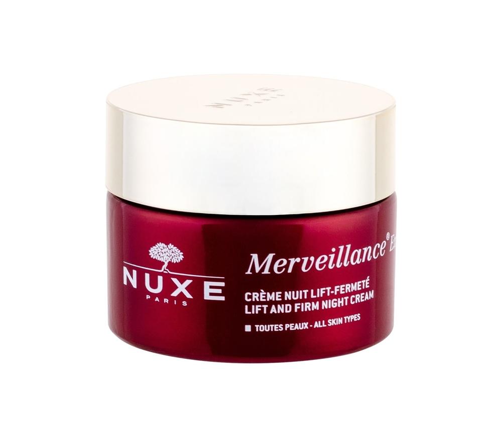 Nuxe Merveillance Expert Lift And Firm Night Skin Cream 50ml (Wrinkles - Mature Skin - All Skin Types)