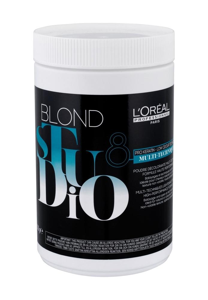 L/oreal Professionnel Blond Studio Multi-techniques Powder Hair Color 500gr (Blo oμορφια   μαλλιά   βαφή μαλλιών   βαφές μαλλιών