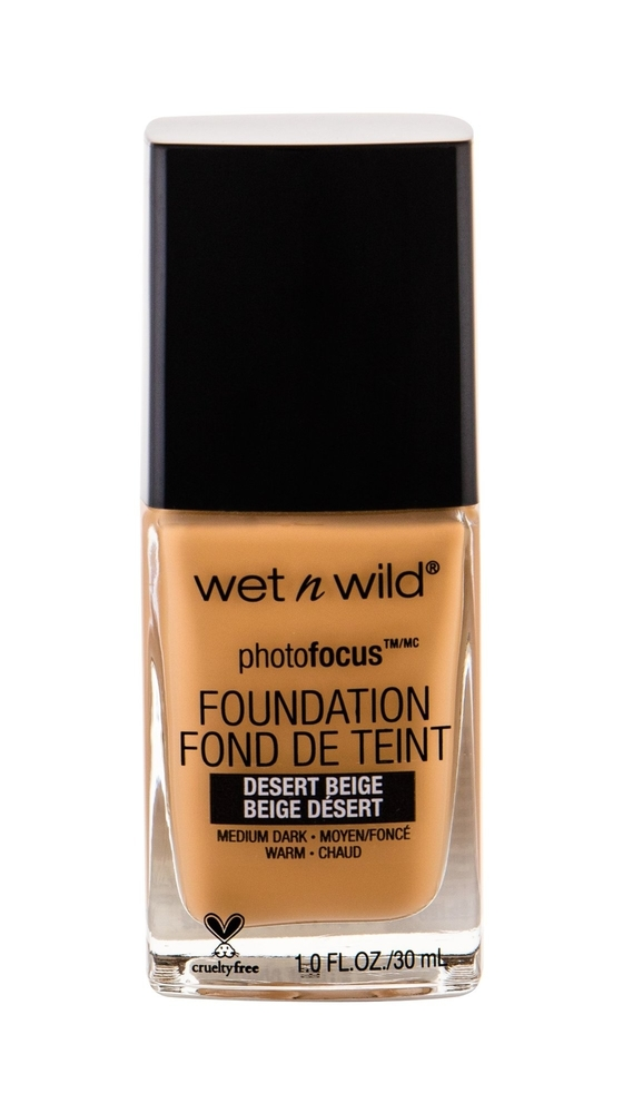 Wet N Wild Photo Focus Makeup 30ml Desert Beige
