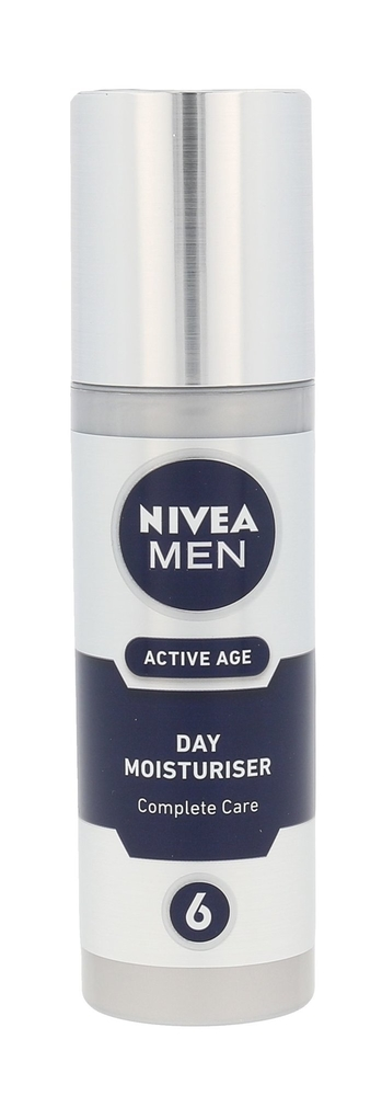 Nivea Men Active Age Day Moisturiser Day Cream 50ml (All Skin Types - For All Ages)