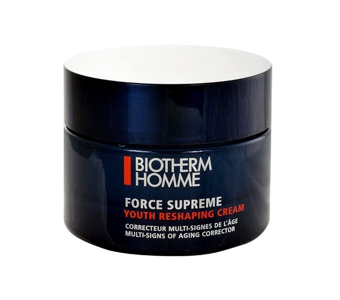 Biotherm Homme Force Supreme Youth Reshaping Day Cream 50ml (All Skin Types - For All Ages)