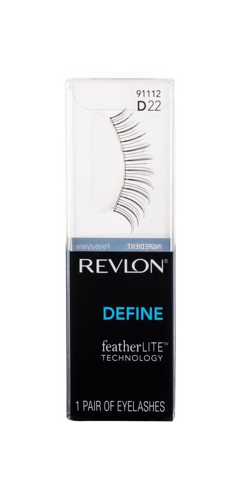 Revlon Define Featherlite Technology False Eyelashes 1pc D22 oμορφια   μακιγιάζ   μακιγιάζ προσώπου   αξεσουάρ μακιγιάζ