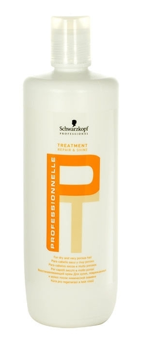Schwarzkopf Professionnelle Treatment Repair Shine Hair Mask 1000ml (All Hair Types)
