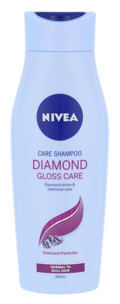 Nivea Diamond Gloss Care Shampoo 400ml (All Hair Types)