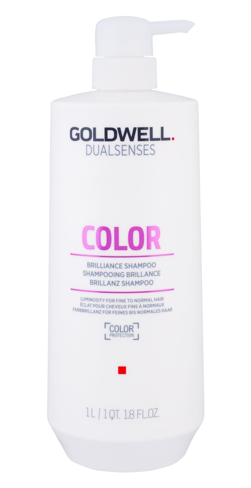 Goldwell Dualsenses Color Shampoo 1000ml (Colored Hair - Fine Hair - Normal Hair)