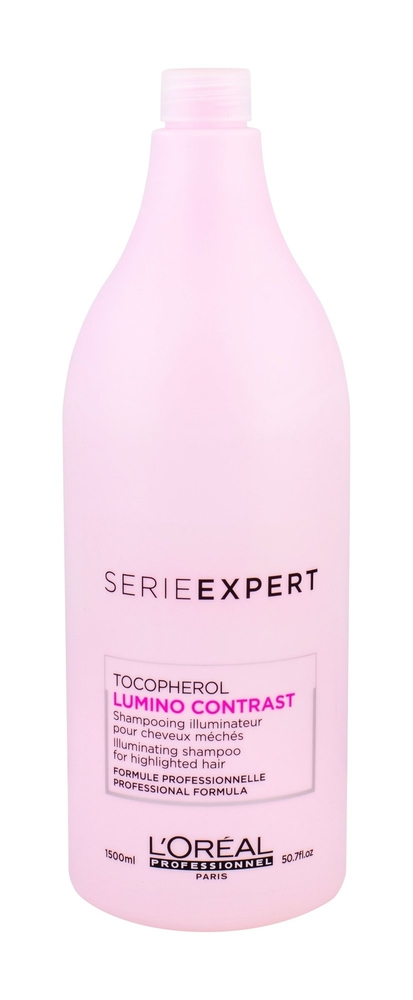 L/oreal Professionnel Serie Expert Lumino Contrast Shampoo 1500ml (Highlighted Hair)