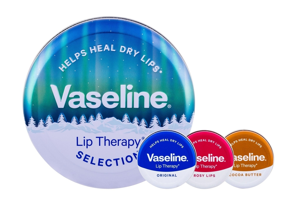 Vaseline Lip Therapy Cocoa Butter Lip Balm 20gr Cocoa Butter (For All Ages) oμορφια   μακιγιάζ   μακιγιάζ χειλιών   lip care