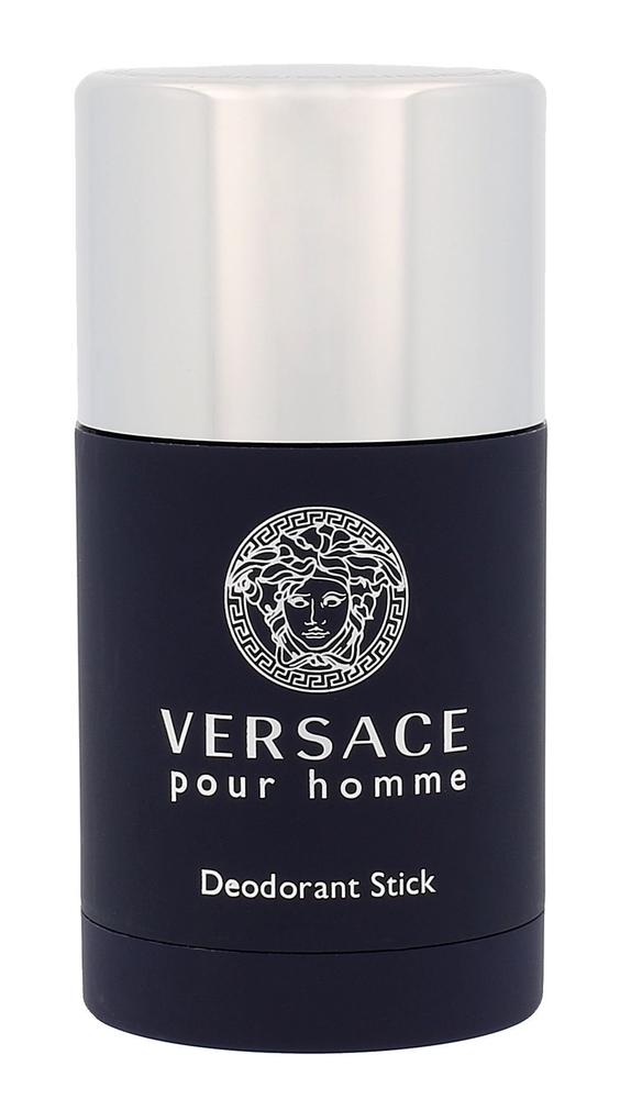 Versace Pour Homme Deodorant 75ml Aluminum Free (Deostick)