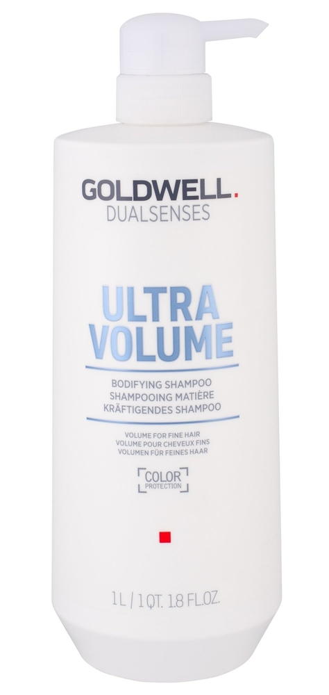 Goldwell Dualsenses Ultra Volume Shampoo 1000ml (Fine Hair - Normal Hair)