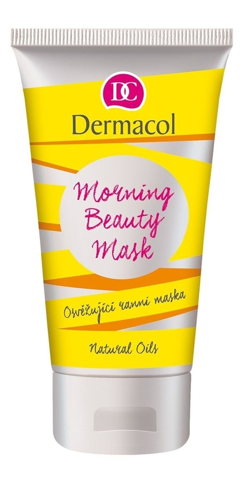 Dermacol Morning Beauty Mask Face Mask 150ml (All Skin Types - For All Ages)