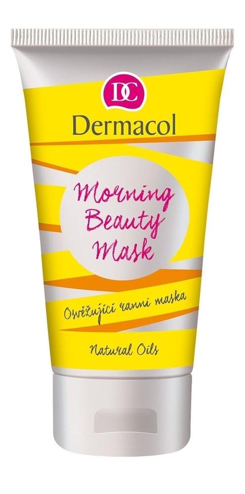 Dermacol Morning Beauty Mask Face Mask 150ml (All Skin Types - For All Ages) oμορφια   πρόσωπο   μάσκες ομορφιάς