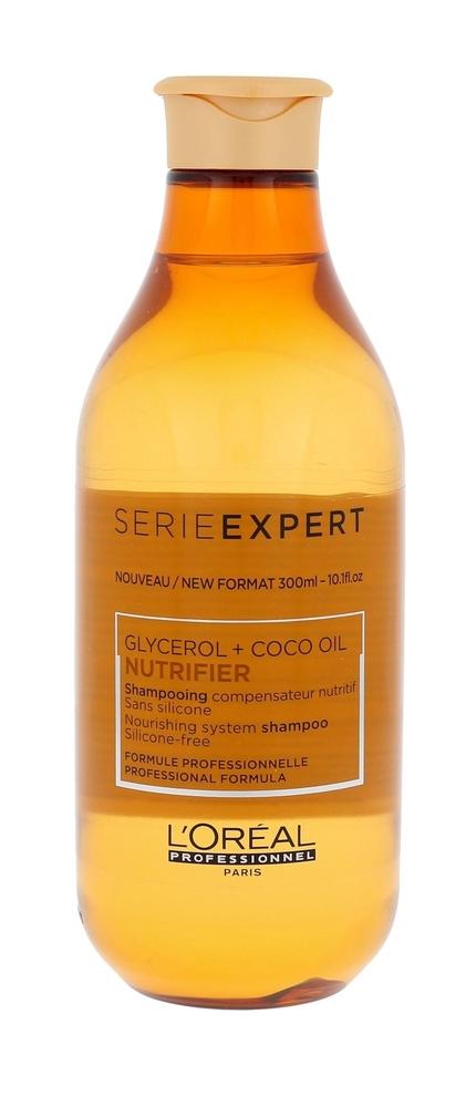 L/oreal Professionnel Serie Expert Nutrifier Shampoo 300ml (Dry Hair)