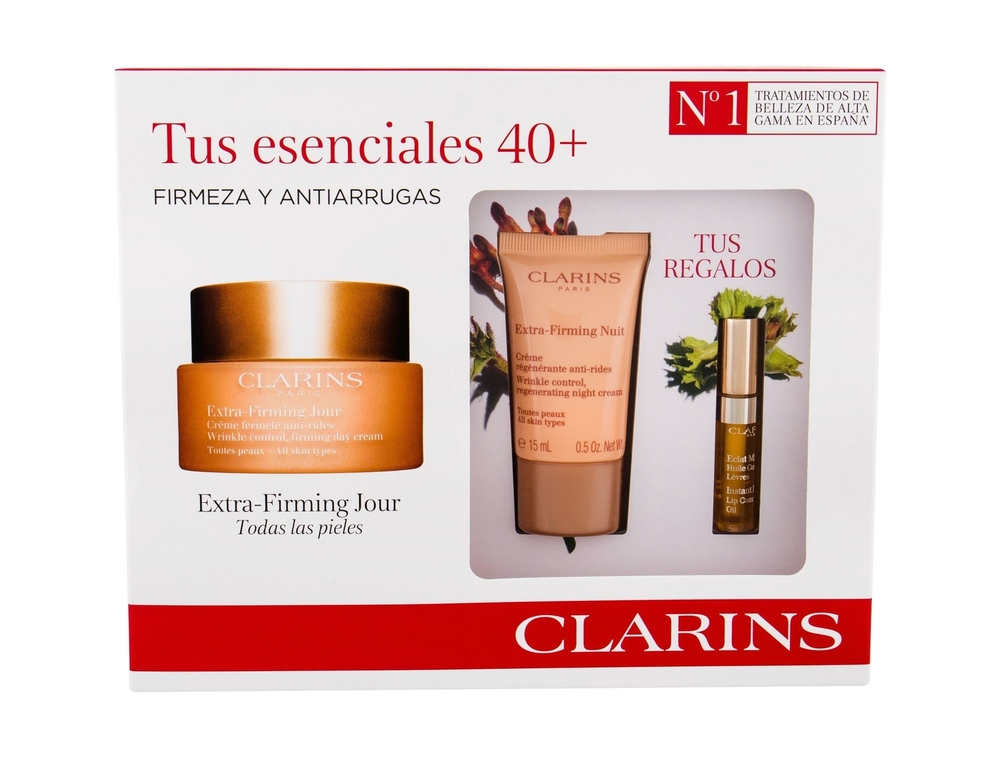 Clarins Extra Firming Day Cream 50ml (First Wrinkles - All Skin Types)