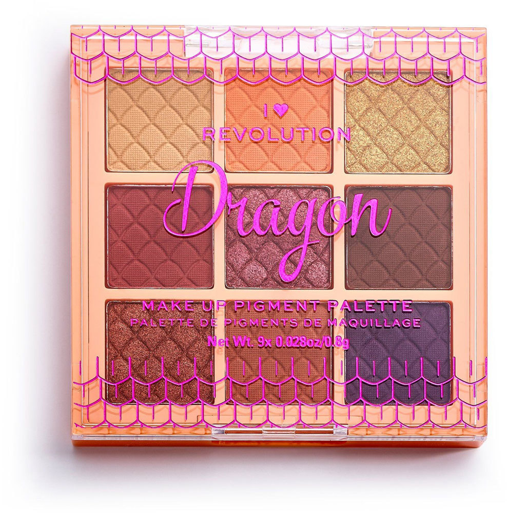Makeup Revolution London I Heart Revolution Fantasy Makeup Pigment Eye Shadow Dragon 7,2gr