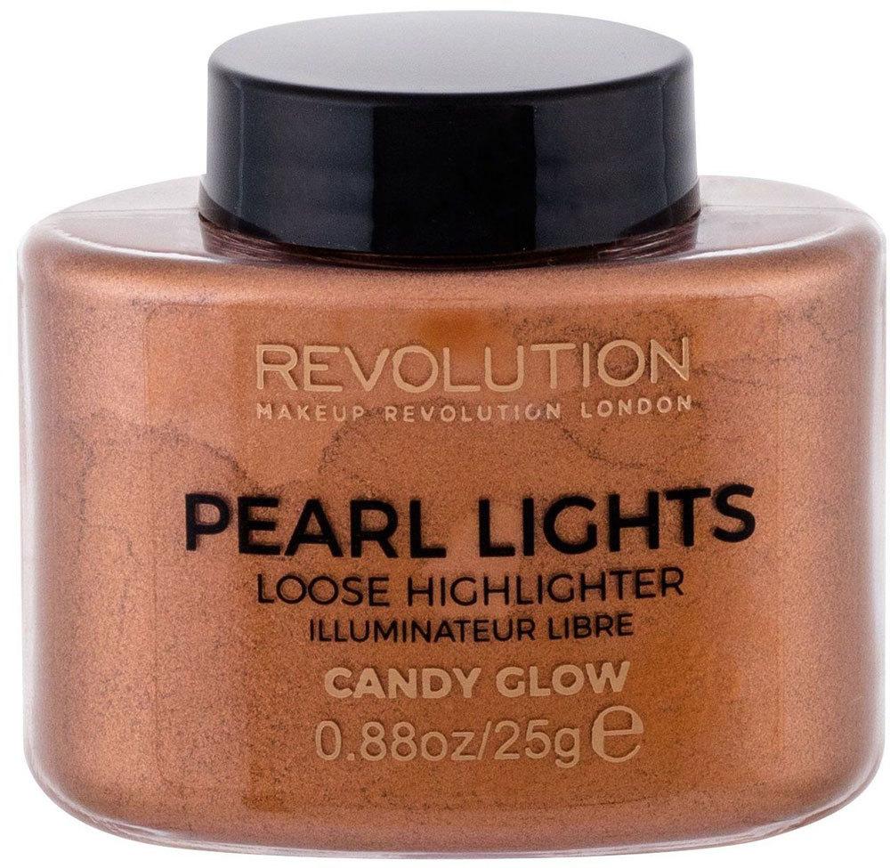 Makeup Revolution London Pearl Lights Brightener Candy Glow 25gr