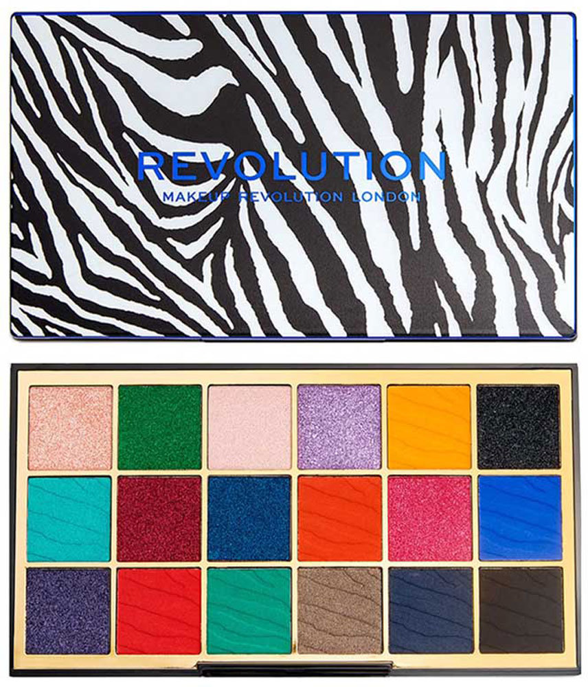 Makeup Revolution London Wild Animal Eye Shadow Integrity 18gr
