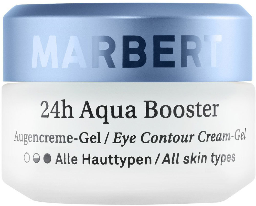 Marbert 24h Aqua Booster Eye Contour Cream Gel 15ml (For All Ages)