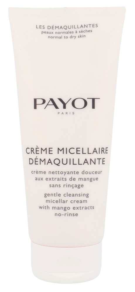 Payot Les Demaquillantes Gentle Cleansing Micellar Cream Cleansing Cream 200ml (Normal - Dry)