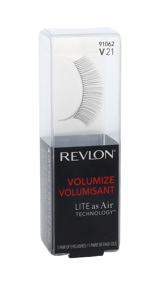 Revlon Volumize Lite As Air Technology False Eyelashes 1pc V21