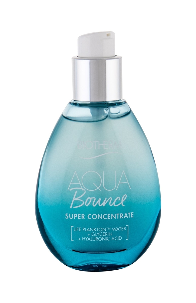Biotherm Aqua Bounce Facial Gel 50ml (All Skin Types - For All Ages)