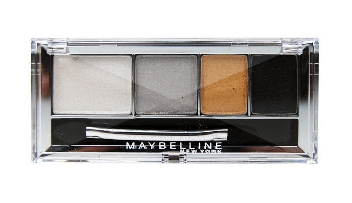 Maybelline Eyestudio Quad Eye Shadow 5G 5 Glamour Browns