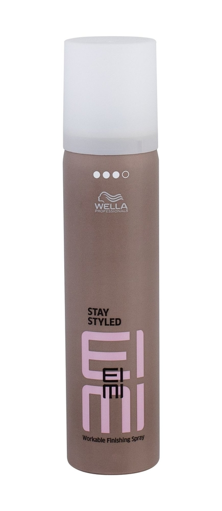 Wella Eimi Stay Styled Hair Spray 75ml (Strong Fixation)