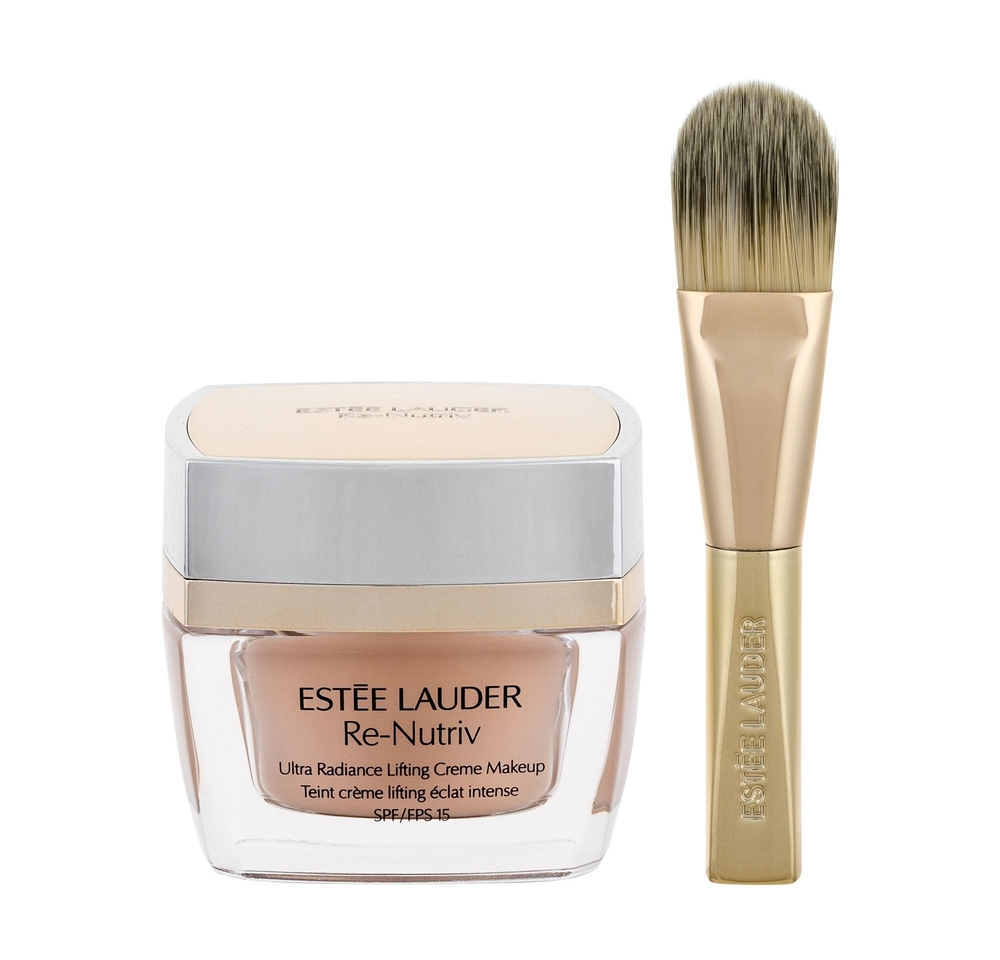 Estee Lauder Re-nutriv Ultra Radiance Lifting Creme Makeup 30ml Spf15 2c2 Pale A oμορφια   μακιγιάζ   μακιγιάζ προσώπου   make up