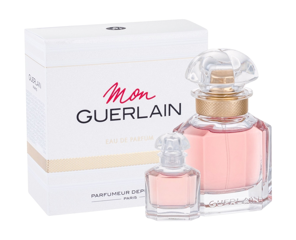 Guerlain Mon Eau De Parfum 30ml Combo: Edp 30 Ml + Edp 5 Ml